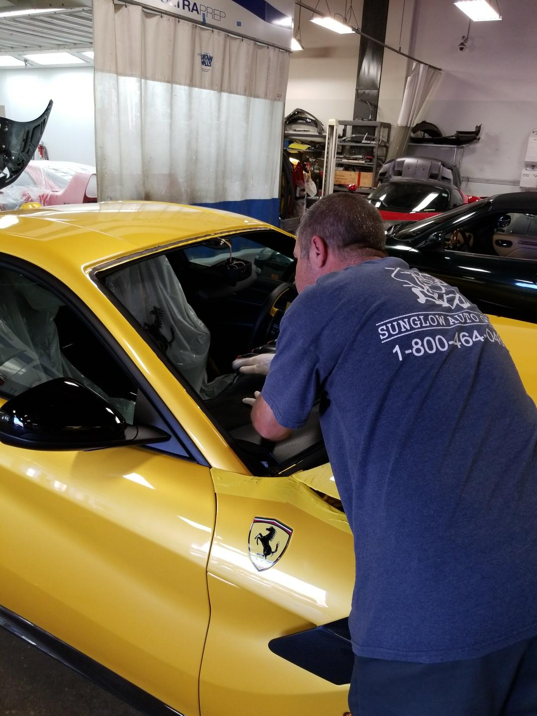 Sunglow Auto Glass Auto Glass Repair & Replacements